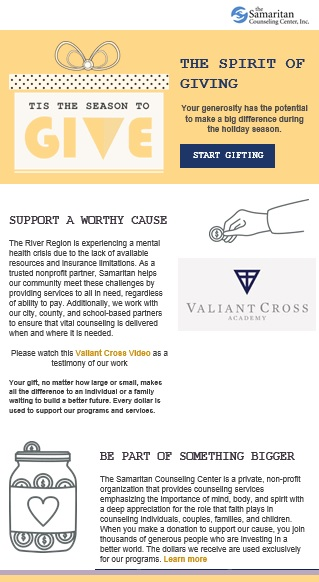 Give With Purpose